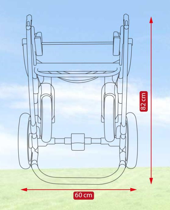 коляска 3 в 1 камарело аликанте
